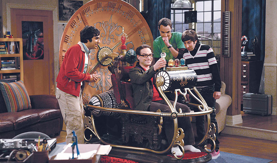 The image of scientists in The Big Bang Theory: Physics Today: Vol 70, No 1